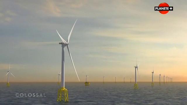 Haliade, plus grande éolienne au monde