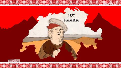 1527, Paracelse – Helveticus