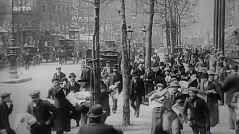 Paris capitale du monde (1916-1920)-Les aventuriers de l'art moderne