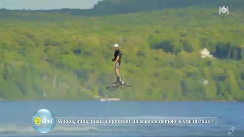 Vidéos, infos, buzz sur Internet : E=M6