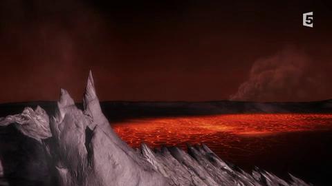 Voyage aux origines de la terre-documentaire