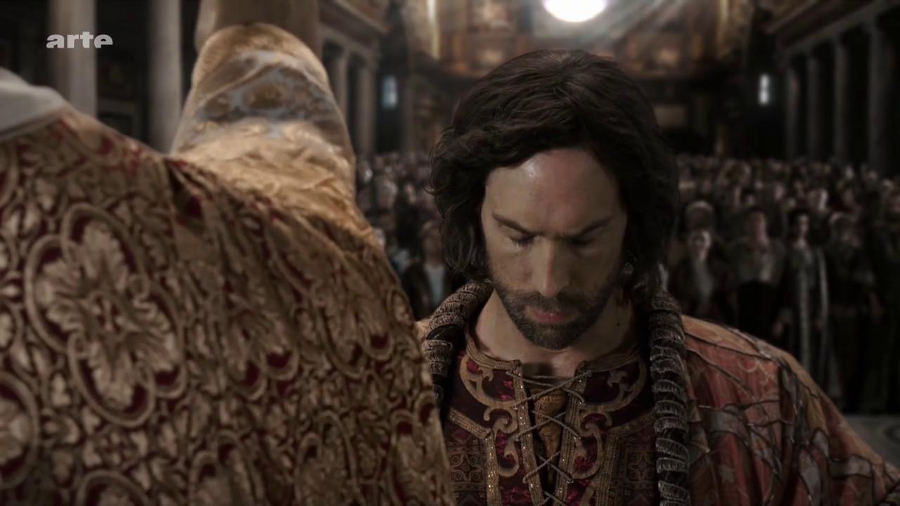 Charlemagne (1), La bataille pour le trône