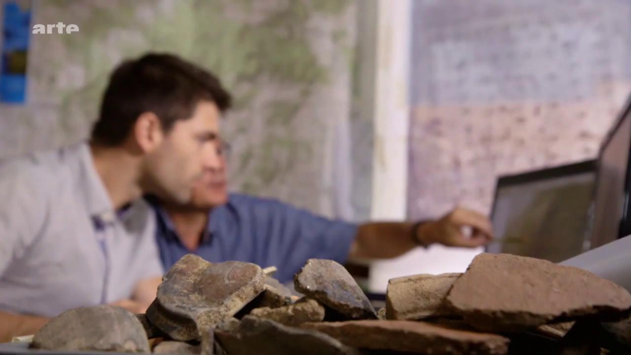 L'archéologie high-tech – Xenius