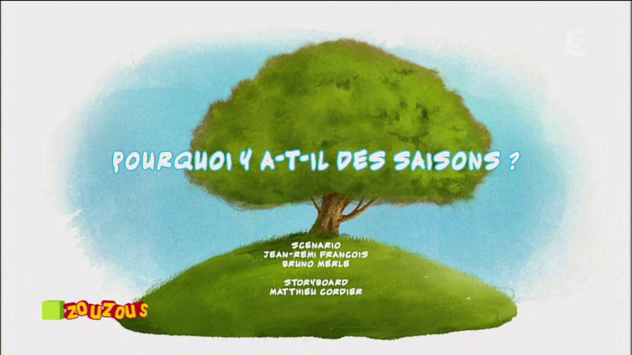 Pourquoi il y a des saisons ? – Les carnets nature de Lulu Vroumette