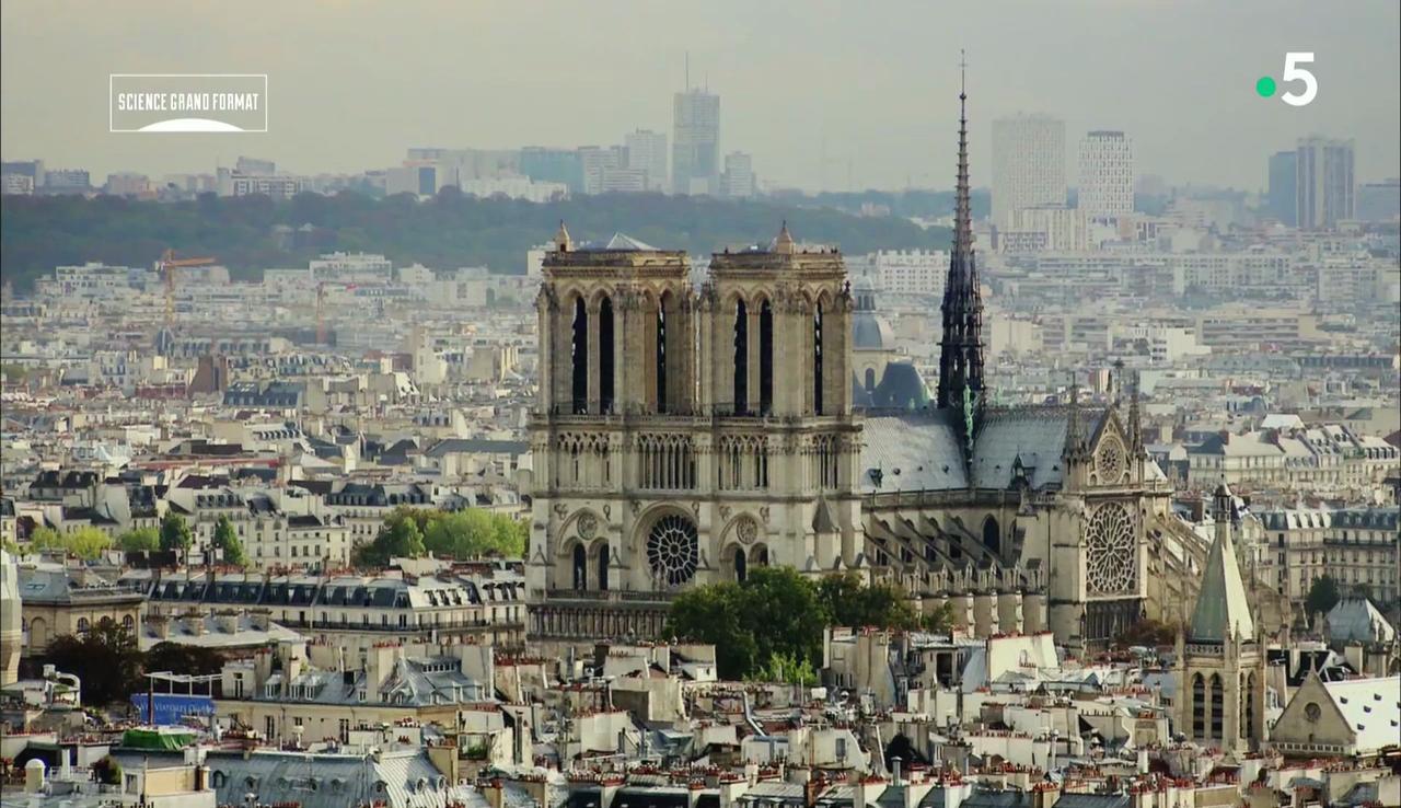 Les cathédrales gothiques – Science grand format