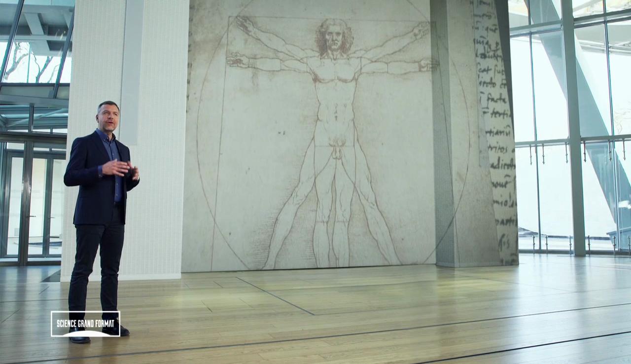 Léonard de Vinci, accélérateur de science – Documentaire